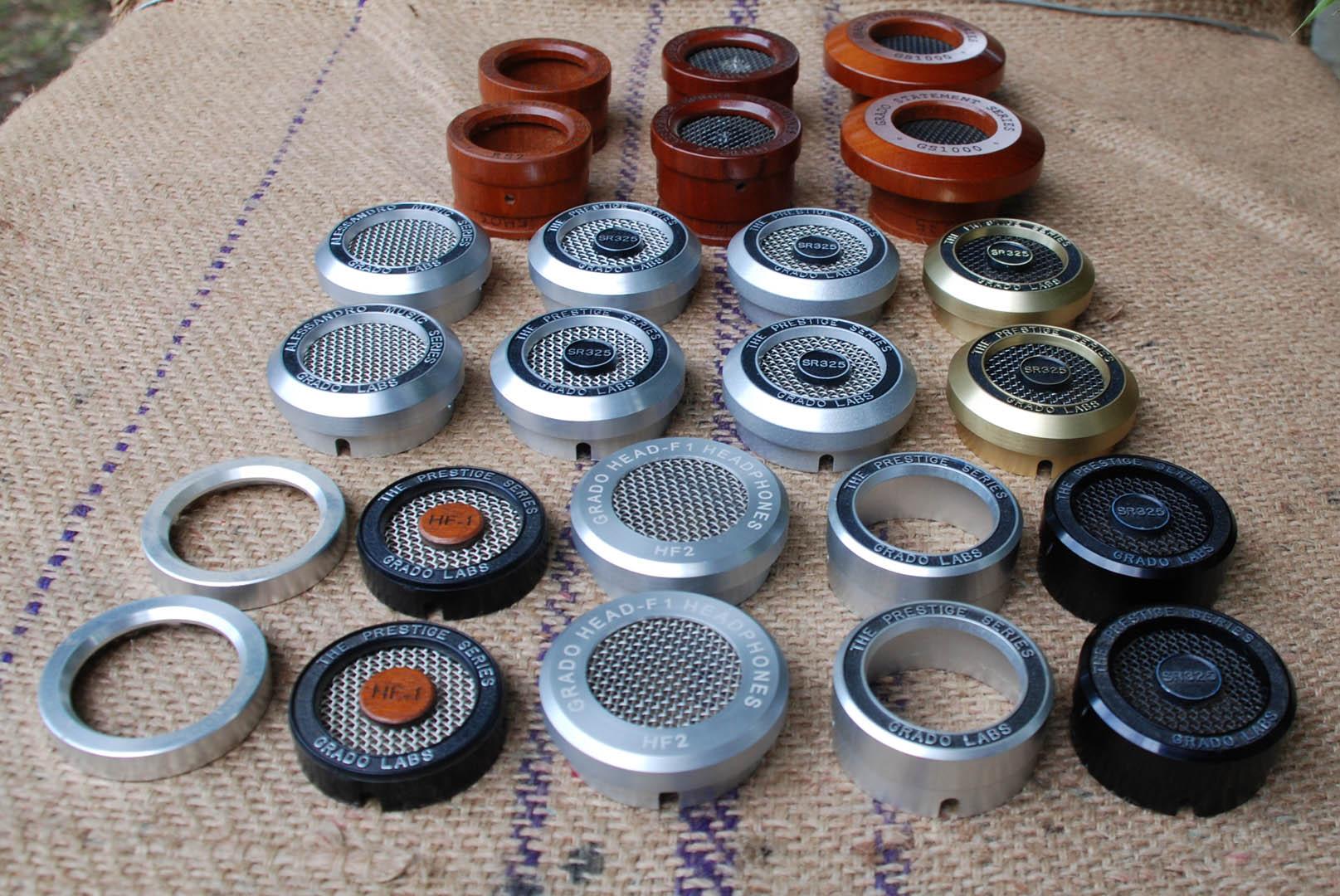Headphone Deals, Headphone Parts, Joe Grado HP1000, HP-1 ...